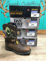 Dan Post Hunter ST Waterproof Steel Toe