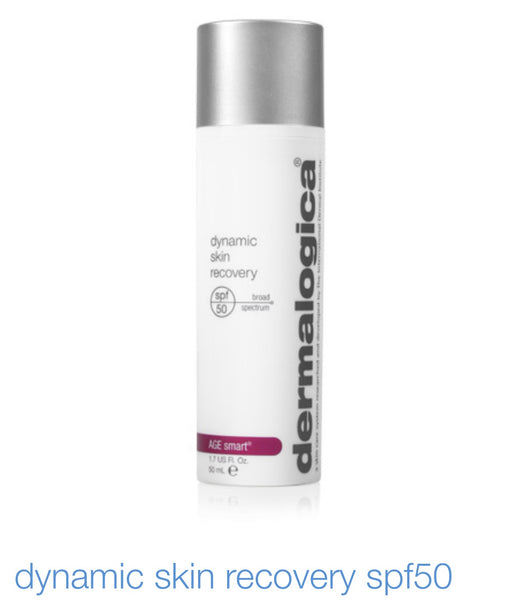 Dermalogica dynamic skin recovery spf50