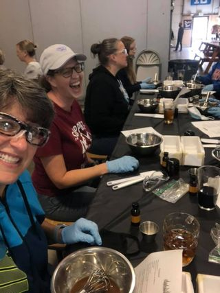 Private Soap Class for 4 (Chehalis, WA)