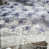 130cm Width Premium Floral Embroidery Tulle Lace Fabric by the Yard