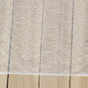 "59"" Width Ivory white Crack Pattern Embroidery Lace Net Yarn Fabric – by the Yard"