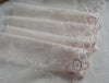 3 Yards of 18cm Width DIY Lace Accessories Light Pink Embroidery Gauze Lace Doll Lace