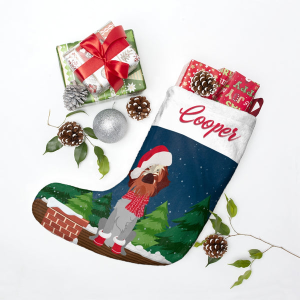 COOPER Christmas Stockings