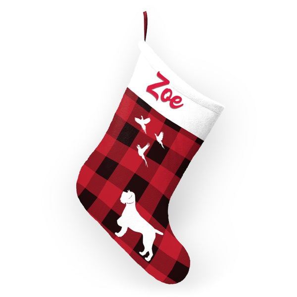 Zoe Christmas Stockings