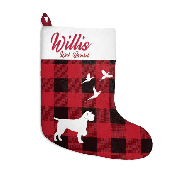 WILLIS Christmas Stockings