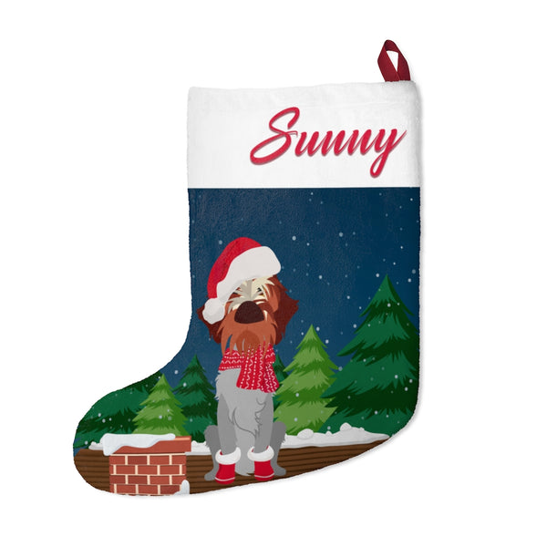 Sunny Christmas Stockings