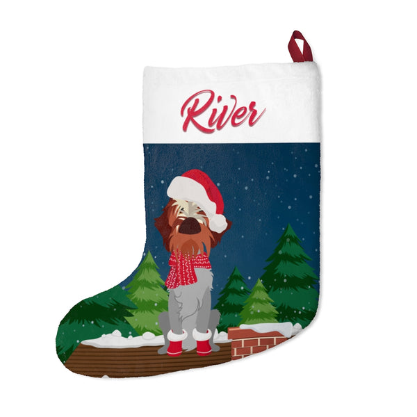 River Christmas Stockings