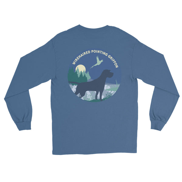 BLUE HUNTER long sleeve