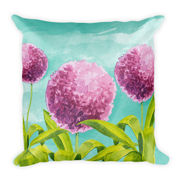 ALLIUM pillow (available in Europe)