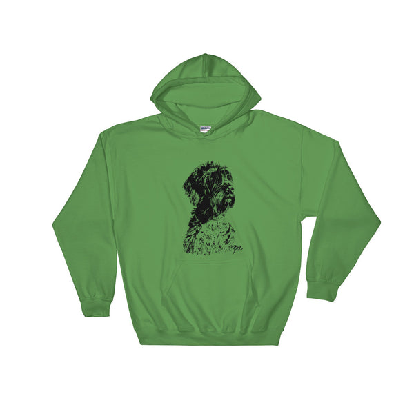 LEXIE hooded sweatshirt