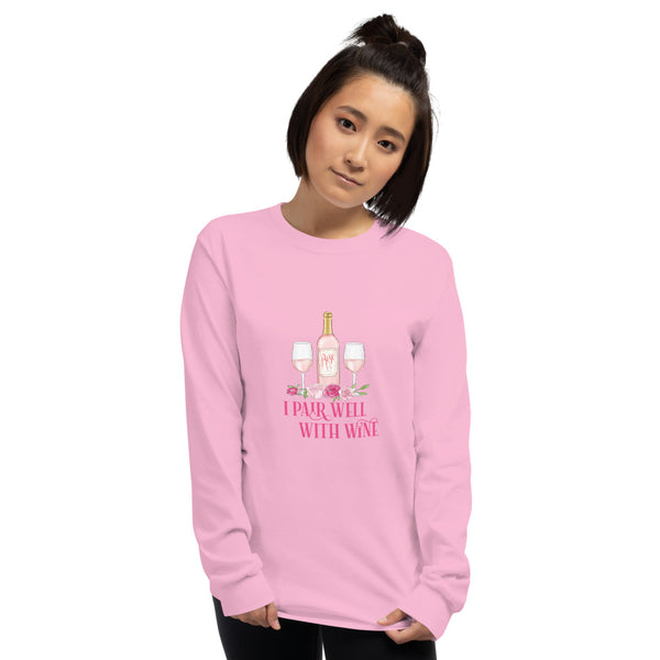 PAIR WELL long sleeve tee