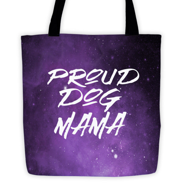 PROUD MAMA all over tote