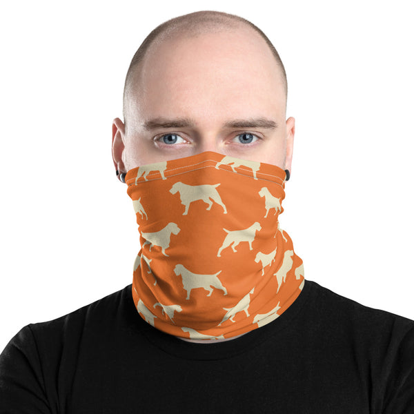 HUNTER ORANGE LIGHT Neck Gaiter