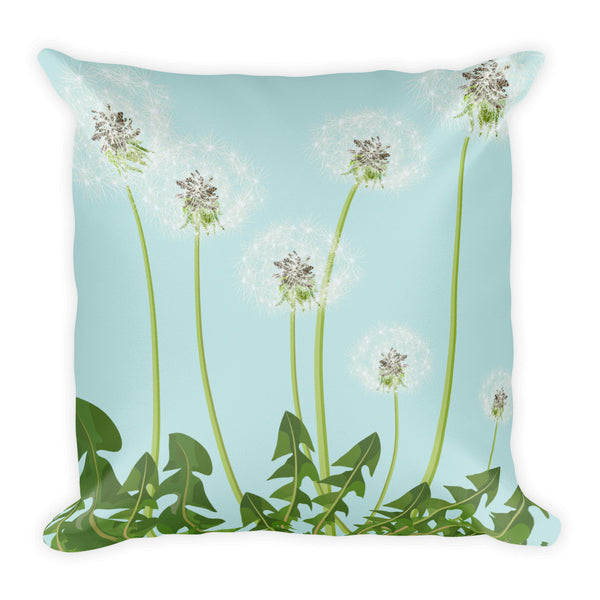 WEEDS pillow (available in Europe)