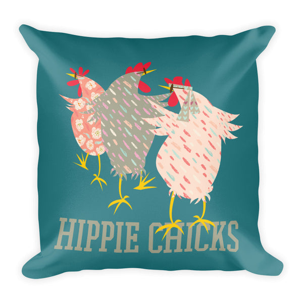 HIPPIE CHICKS (available in Europe)