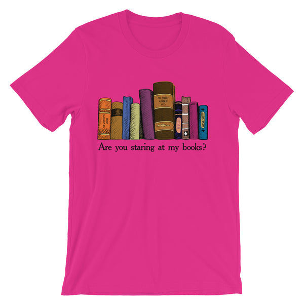 MY BOOKS tee