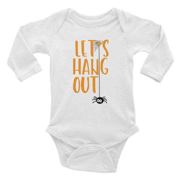 HANG OUT onesie