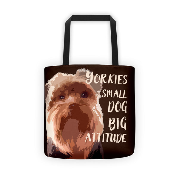 BIG DOG tote