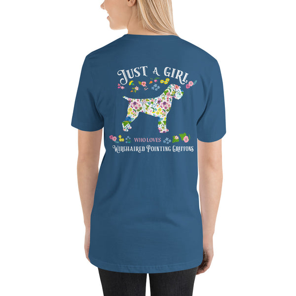 SPECIAL EDITION JUST A GIRL tee