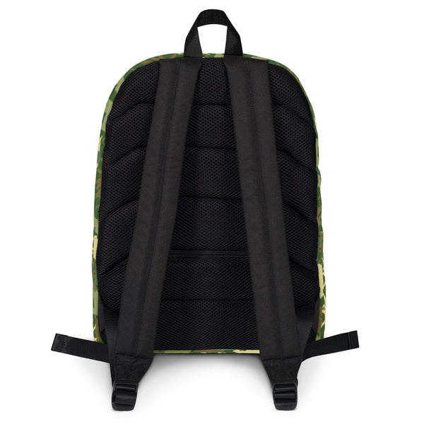 CAMO GREEN GRIFF backpack