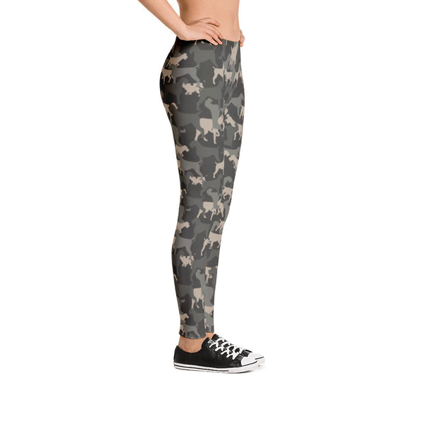 CAMO NEUTRAL leggings (available in Europe)