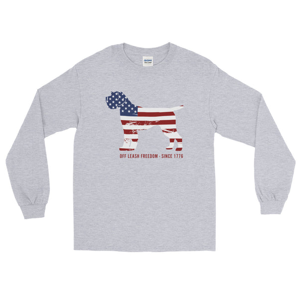 GRIFF FLAG long sleeve