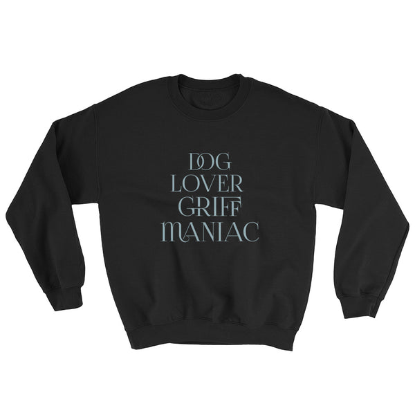 GRIFF MANIAC sweatshirt (available in Europe)