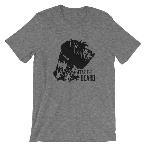 FEAR THE BEARD original tee