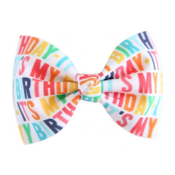 Birthday Ballet Bow