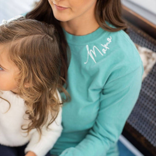Winter Mama Long Sleeve Tee