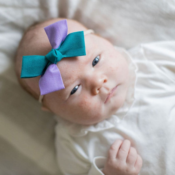 Ariel Loop Bow Headband