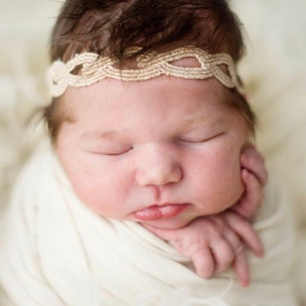 Stella Lace Headband
