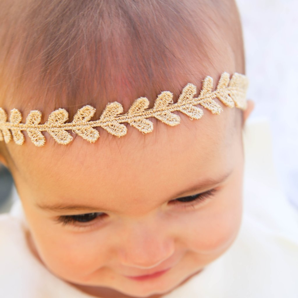 Ivy Lace Headband