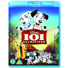 Image of 101 DALMATIANS [Blu-ray Disc] Classic Disney Animated Movie in High-Definition