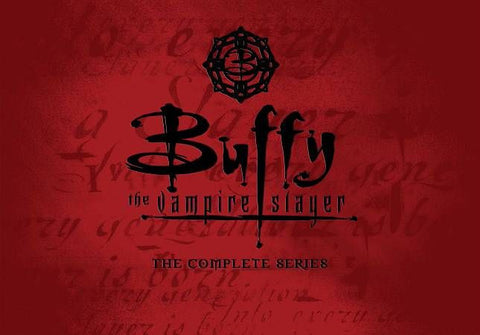 Buffy The Vampire Slayer - Complete Series DVD Collection - Box Set