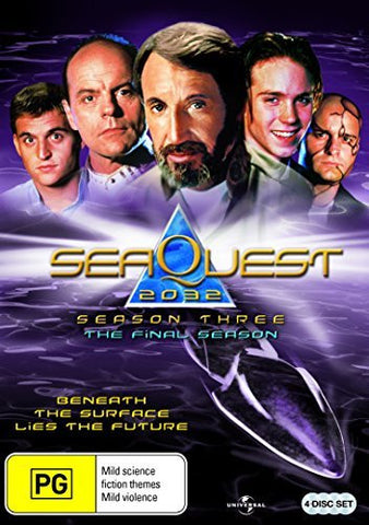 SeaQuest - Season 3 DVD