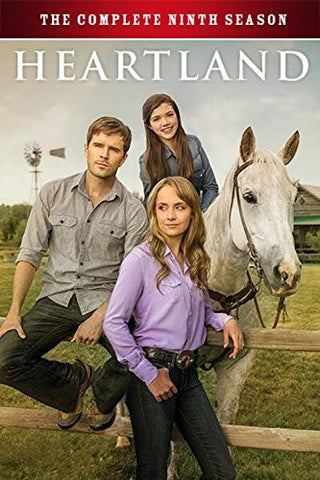 Heartland Season 9 - DVD Region 1, North America 5-Discs