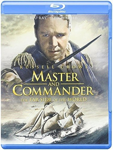 Master and Commander: The Far Side of the World Blu-ray