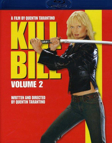 Kill Bill: Vol. 2 Blu-ray