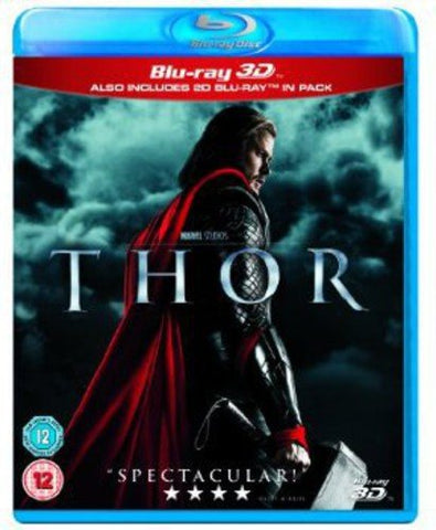Disney Marvel's Thor 3d [Blu-ray]