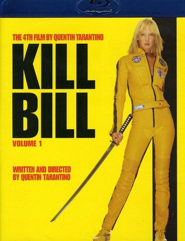 Kill Bill: Vol. 1 Blu-ray