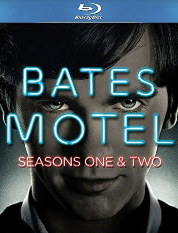 Bates Motel Season 1 & 2 Box Set [Blu-Ray] Seasons 1-2 Complete
