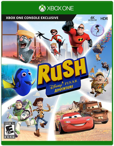 Rush: A Disney Pixar Adventure - Xbox One