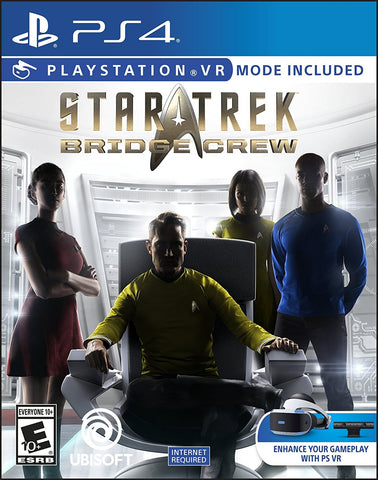 Star Trek: Bridge Crew - PlayStation VR