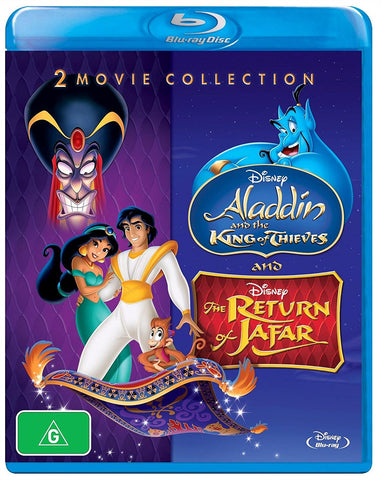 Aladdin King of Thieves/Aladdin the Return of Jafar