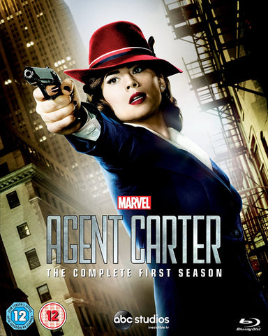 Marvel's Agent Carter - Season 1 Blu-ray