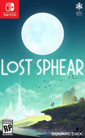 Lost Sphear - Nintendo Switch [Digital Code]