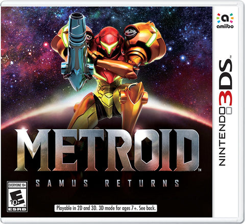 Metroid: Samus Returns - Nintendo 3DS
