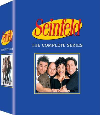 Seinfeld: The Complete Series [DVD]