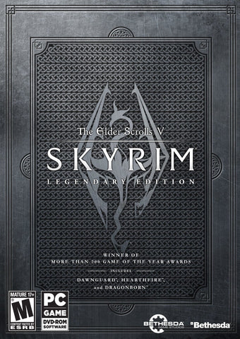 The Elder Scrolls V: Skyrim Legendary Edition [Online Game Code]